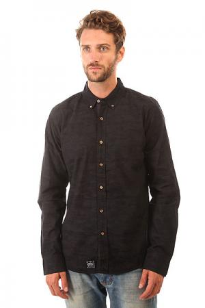 Рубашка  Safari Shirt Black Picture Organic. Цвет: черный