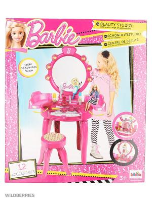 Игровой набор Студия красоты Барби, Премиум KLEIN. Цвет: розовый