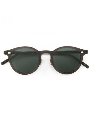 Round frame sunglasses Eyevan7285. Цвет: серый
