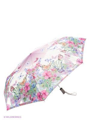 Зонт Eleganzza. Цвет: розовый