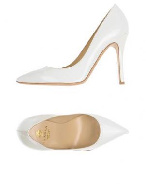 Туфли SEMILLA. Цвет: белый