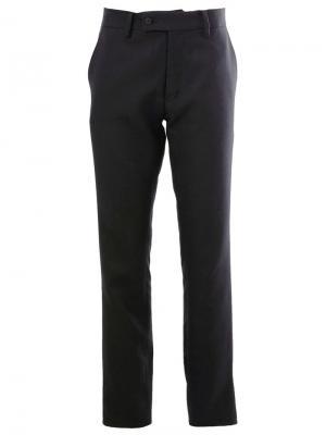 Классические брюки 08Sircus. Цвет: синий