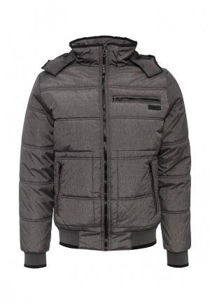 Куртка утепленная Blend. Цвет: серый