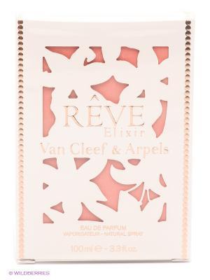 Туалетная вода Reve Elixir, 100 мл VAN CLEEF. Цвет: розовый