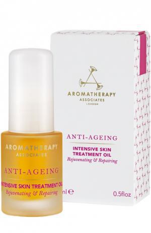 Регенерирующее масло для интенсивного ухода за кожей лица Anti Ageing Intensive Skin Treatment Oil Aromatherapy Associates. Цвет: бесцветный
