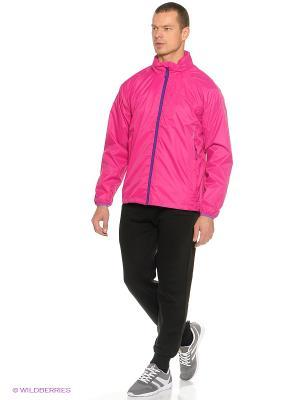 Куртка Strata Mac in a sac. Цвет: розовый