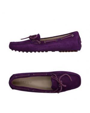 Мокасины TREMP. Цвет: фиолетовый