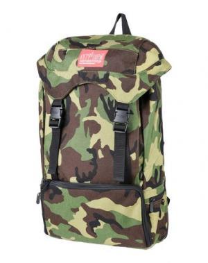 Рюкзаки и сумки на пояс MANHATTAN PORTAGE. Цвет: зеленый-милитари
