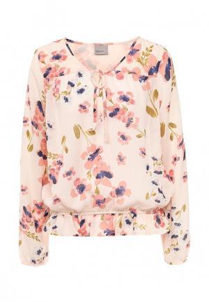 Блуза Vero Moda. Цвет: розовый