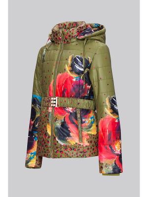 Куртка Jan Steen. Цвет: хаки