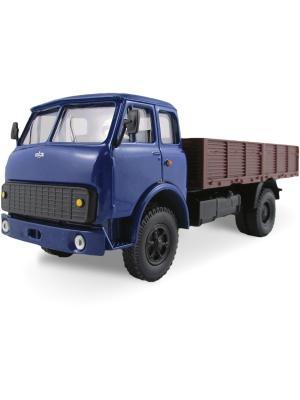 Машина MAZ-5335 гражданского назначения AUTOTIME. Цвет: синий