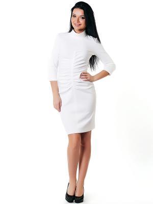 Платье Spicery. Цвет: белый