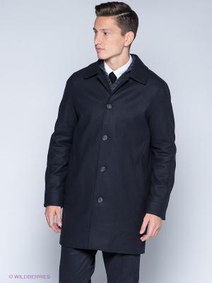 Пальто Calvin Klein. Цвет: черный