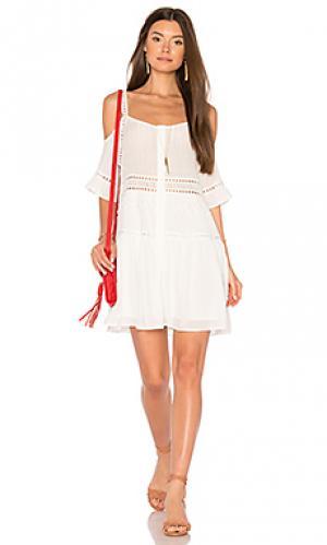 Платье marla BB Dakota. Цвет: белый