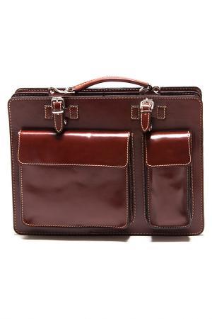 Портфель ROBERTA M.. Цвет: коричневый
