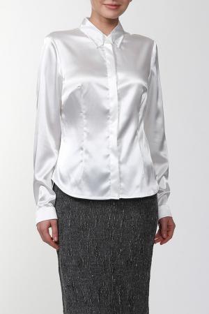 Блузка Roberto Bellini. Цвет: кремовый