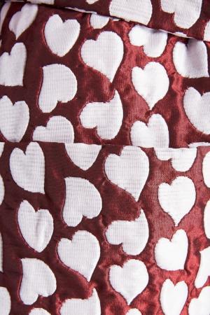 Шелковый жакет Love Sophie&Eva. Цвет: красный