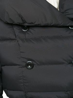 Дутая куртка Tatras. Цвет: чёрный