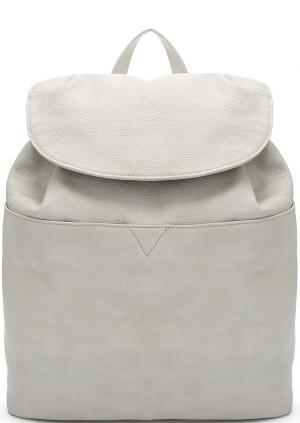 Рюкзак Io Pelle. Цвет: серый