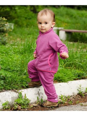 Костюм флисовый МИКИТА. Цвет: фуксия