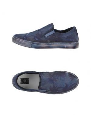 Низкие кеды и кроссовки W DABLIU. Цвет: грифельно-синий