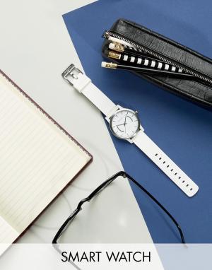 Garmin Белые смарт-часы Vivomove Sport. Цвет: белый