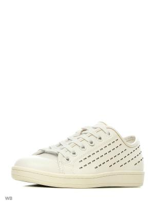 Кеды DKNY. Цвет: белый