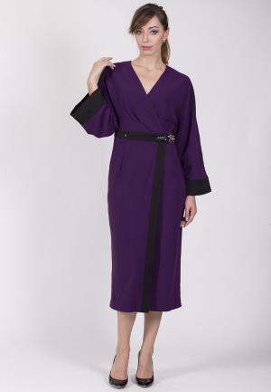 Платье Mazal. Цвет: фиолетовый