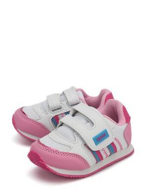 Кроссовки Tom.M. Цвет: розовый