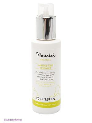 Nourish Balance Detoxifying Cleanser Очищающее молочко для  смешанного типа кожи, 100 мл. Цвет: прозрачный