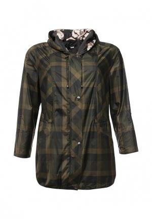 Куртка Silver String. Цвет: хаки