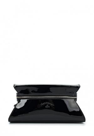Клатч Vivienne Westwood Anglomania. Цвет: черный