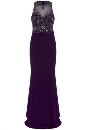 Платье Dynasty. Цвет: plum