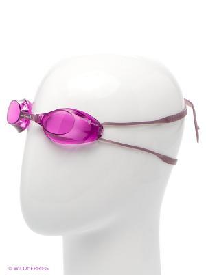 Стартовые очки Liquid Racing Mad Wave. Цвет: розовый