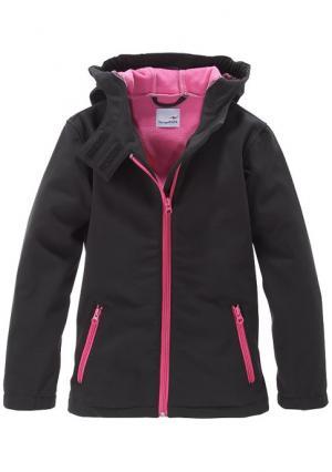Куртка Kangaroos. Цвет: красный, черный