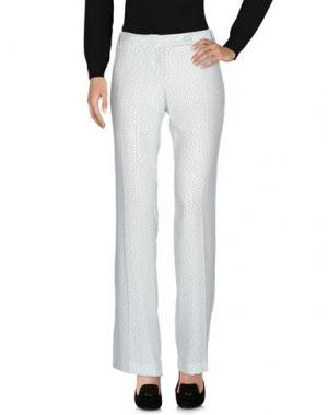 Повседневные брюки MARIAGRAZIA PANIZZI. Цвет: светло-зеленый