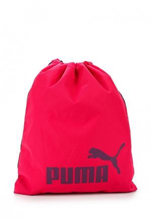 Мешок PUMA. Цвет: розовый