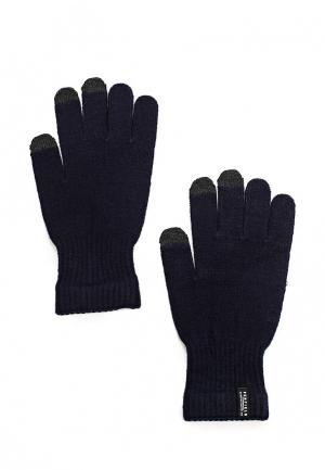 Перчатки Penfield. Цвет: синий