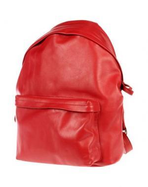 Рюкзаки и сумки на пояс CORSIA. Цвет: красный