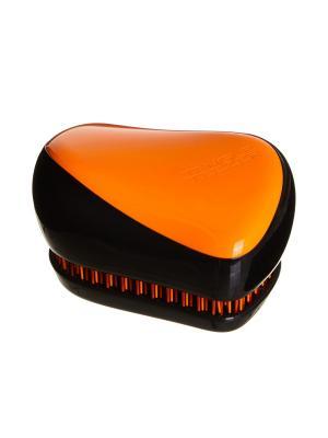 Расческа для волос Тангл Тизер Tangle Teezer. Цвет: оранжевый