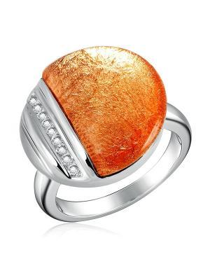 Кольцо Бронницкий ювелир. Цвет: серебристый