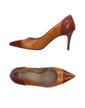 Туфли NOË. Цвет: коричневый