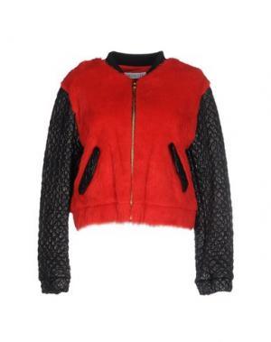 Куртка LEITMOTIV. Цвет: красный