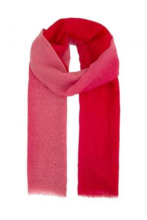Кашемировый палантин BT-186074 Zaroo Cashmere. Цвет: красный