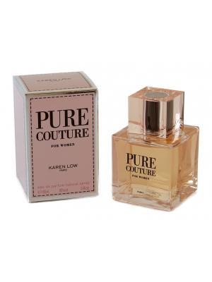 Парфюмерная вода Pure Couture women Линии KAREN LOW GEPARLYS. Цвет: розовый