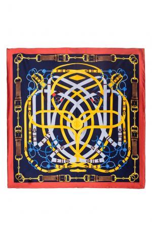 Шелковый платок 183400 Moltini. Цвет: разноцветный