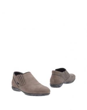 Полусапоги и высокие ботинки HARMONT&BLAINE. Цвет: голубиный серый
