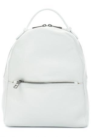 Рюкзак MANGOTTI BAGS. Цвет: white