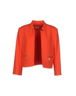 Пиджак MICHAEL KORS. Цвет: красный