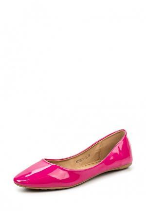 Балетки Betsy. Цвет: розовый